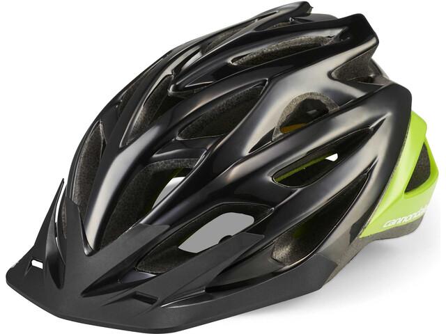 Cannondale Radius MTN Helm black/green